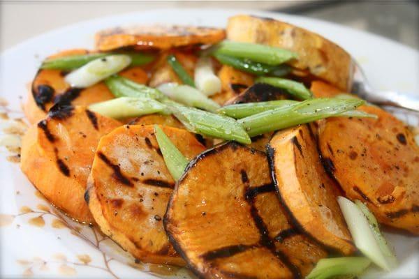 Grilled Sweet Potato And Corn Salad Recipes — Dishmaps