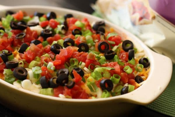 layer dip recipe name share this link 7 layer mexican dip 11 layer ...